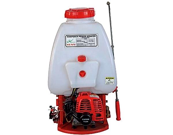 汽油背负式喷雾器